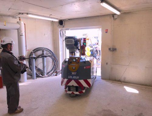 Mise en place d'une pompe à chaleur de 2,8 tonnes