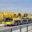 Lelieur-Levage vient enrichir son parc machines avec la grue LTM 1300 d'une capacité de 300 tonnes, disponible fin mars 2020